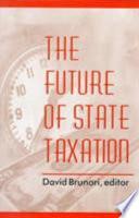 The Future Of State Taxation Book PDF