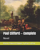 Paul Clifford   Complete