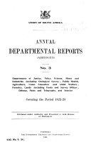Parliamentary Publications