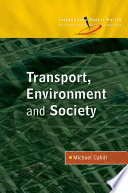 Transport  Environment and Society Book