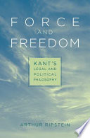 Force and Freedom Book