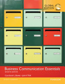 Business Communication Essentials Global Edition