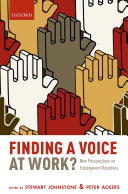 Finding a Voice at Work?