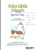 Poky Little Puppy s Special Day