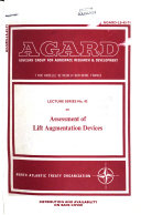 AGARD Lecture Series