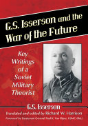 G.S. Isserson and the War of the Future Pdf/ePub eBook