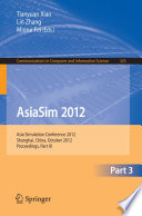 Asiasim 2012 Part Iii Book PDF