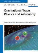 Gravitational Wave Physics and Astronomy
