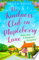The Kindness Club On Mapleberry Lane Part One