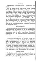 Annual Report Of The Curators Of The Bodleian Library