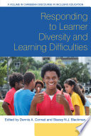 Responding to Learner Diversity and Learning Difficulties