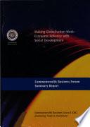 Making Globalisation Wk V1 Book
