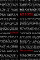 Axioms Pdf/ePub eBook