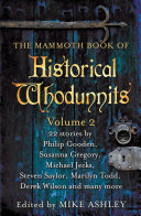 Pdf The Mammoth Book of Historical Whodunnits Telecharger