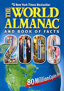 The World Almanac and Book of Facts  2006 Book