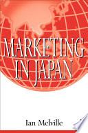 Marketing in Japan