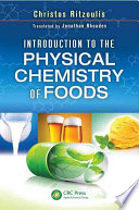 Introduction to the Physical Chemistry of Foods Book