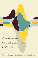 Contemporary Musical Expressions in Canada