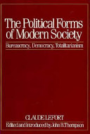 The Political Forms of Modern Society