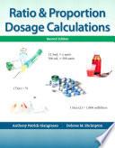 Ratio & Proportion Dosage Calculations