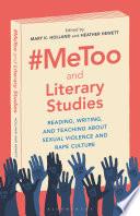 MeToo and Literary Studies