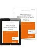 Principios de Derecho Mercantil II (Formato dúo)
