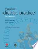 """Manual of Dietetic Practice"" by Briony Thomas, Jacki Bishop"