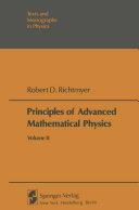 Principles of Advanced Mathematical Physics