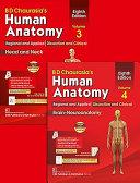 Bd Chaurasia s Human Anatomy  Volumes 3   4