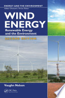Wind Energy Book PDF