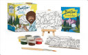 Bob Ross by the Numbers Book