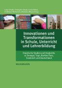 Pdf Innovationen und Transformationen in Schule, Unterricht und Lehrerbildung Telecharger