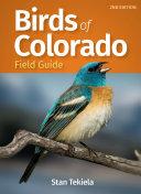 Birds of Colorado Field Guide Pdf/ePub eBook