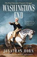 Washington's End Pdf/ePub eBook
