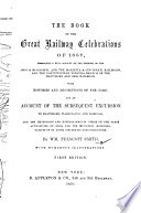 The Book Of The Great Railway Celebrations Of 1857 First Edition