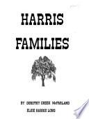 Harris families
