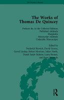 The Works of Thomas De Quincey, Part III vol 20 [Pdf/ePub] eBook