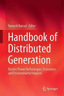 Handbook of Distributed Generation