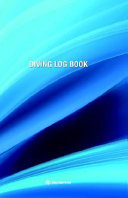 Diving Log Book   Blue Wave