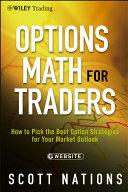 Options Math for Traders Pdf/ePub eBook