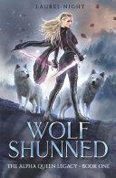 Wolf Shunned Book PDF