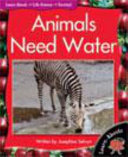 Books - Animals Need Water | ISBN 9780732993719