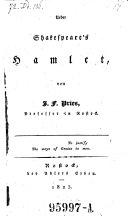 Ueber Shakespeare's Hamlet