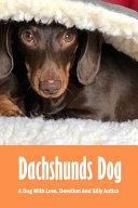 Dachshunds Dog