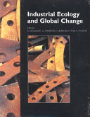 Industrial Ecology and Global Change