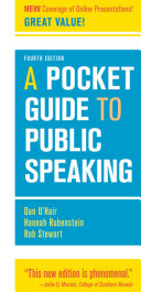 A Pocket Guide To Public Speaking