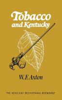 Tobacco and Kentucky Pdf/ePub eBook