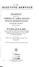 Hearings Before Committee on Armed Services of the House of Representatives on Sundry Legislation Affecting the Naval and Military Establishments  1948