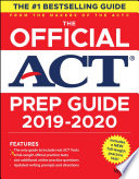 The Official ACT Prep Guide 2019 2020   Book   5 Practice Tests   Bonus Online Content
