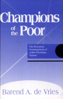 Champions of the Poor